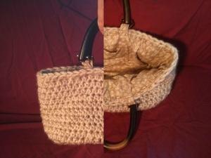 beige and beautiful bag insideoutside